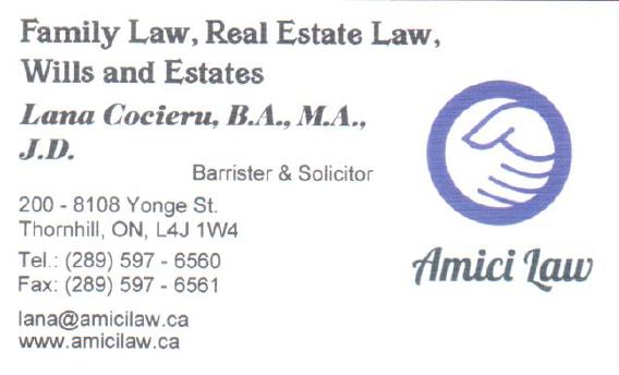 Amici Law