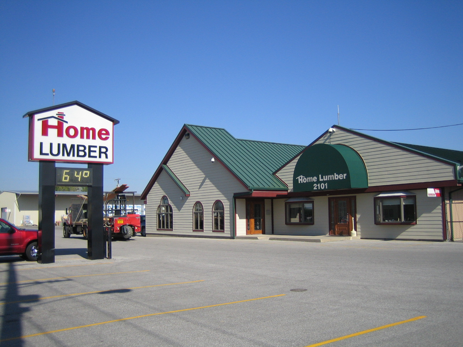 Home Lumber Of New Haven Incorporated New Haven Indiana