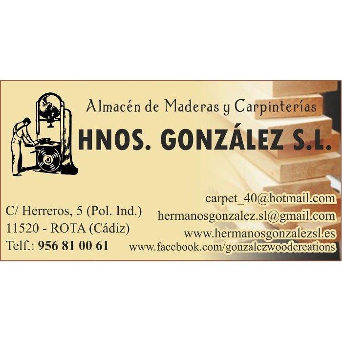 Almacén de maderas y carpintería Hermanos González