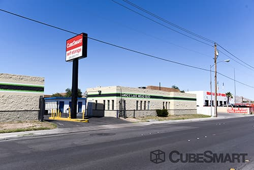 CubeSmart Self Storage - Las Vegas, NV 89115 - (702)459-6646 | ShowMeLocal.com