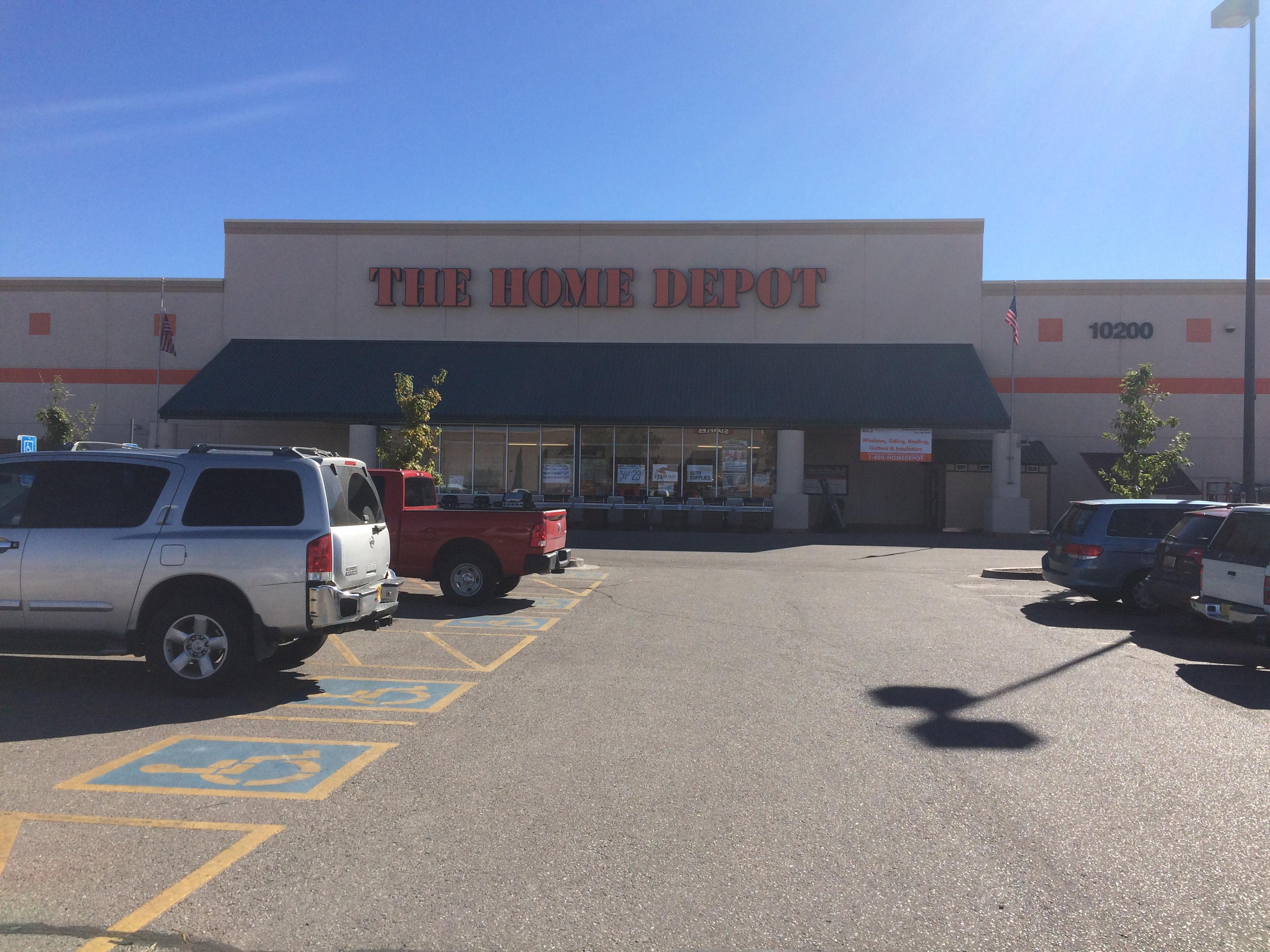 The Home Depot Albuquerque New Mexico Nm