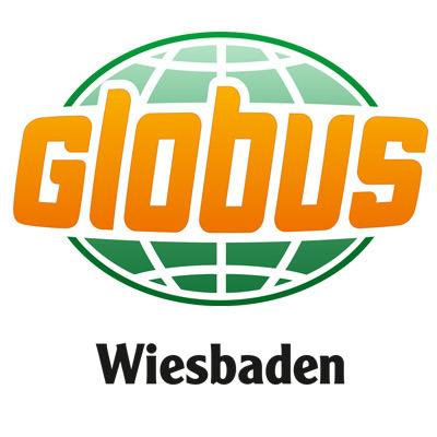 Logo von Globus Wiesbaden