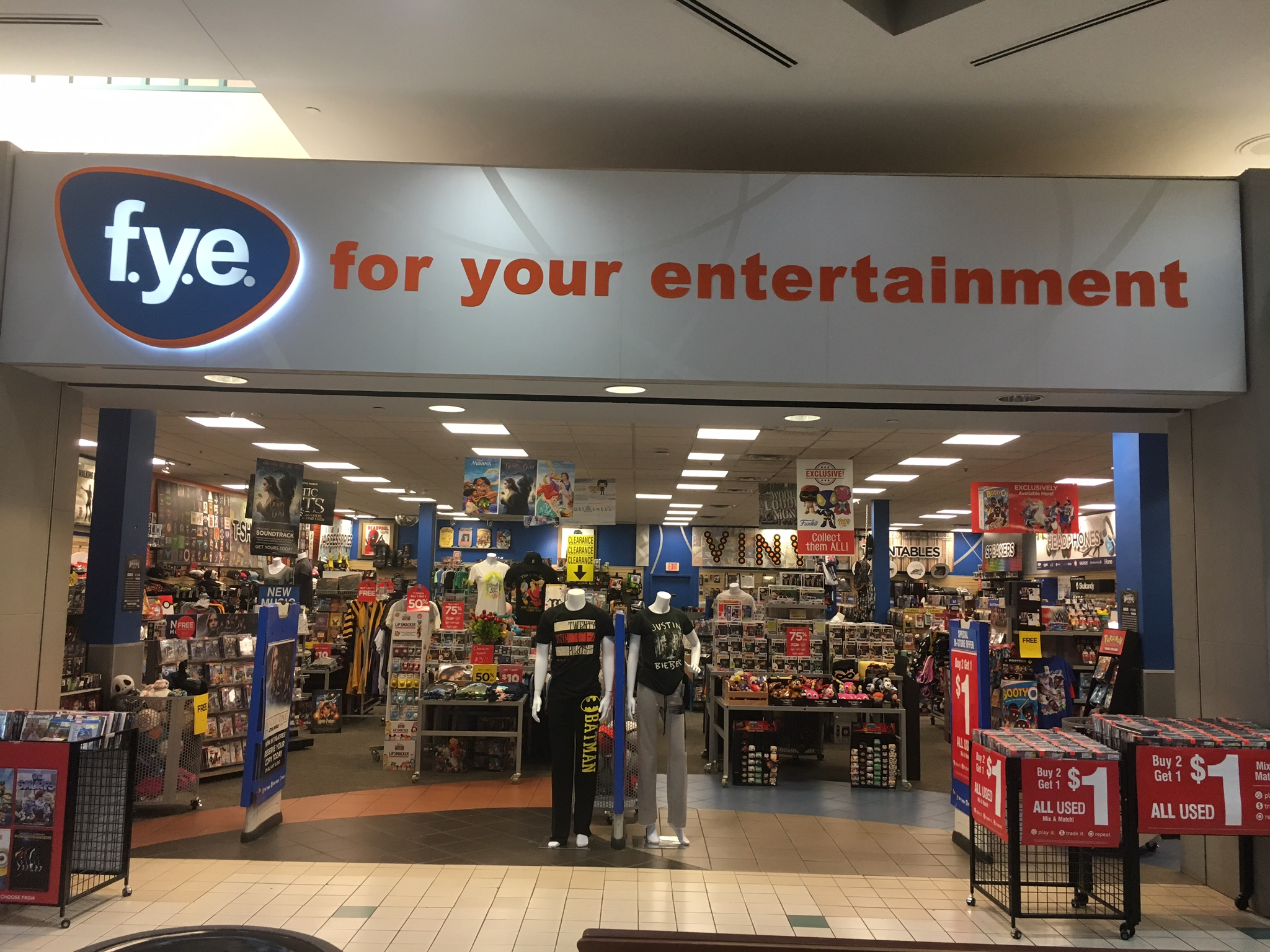 FYE Retail Stores Lost $50.7 Million in Fiscal Year