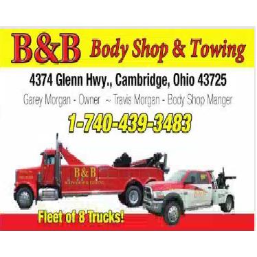 B & B Body Shop & Towing, Inc.