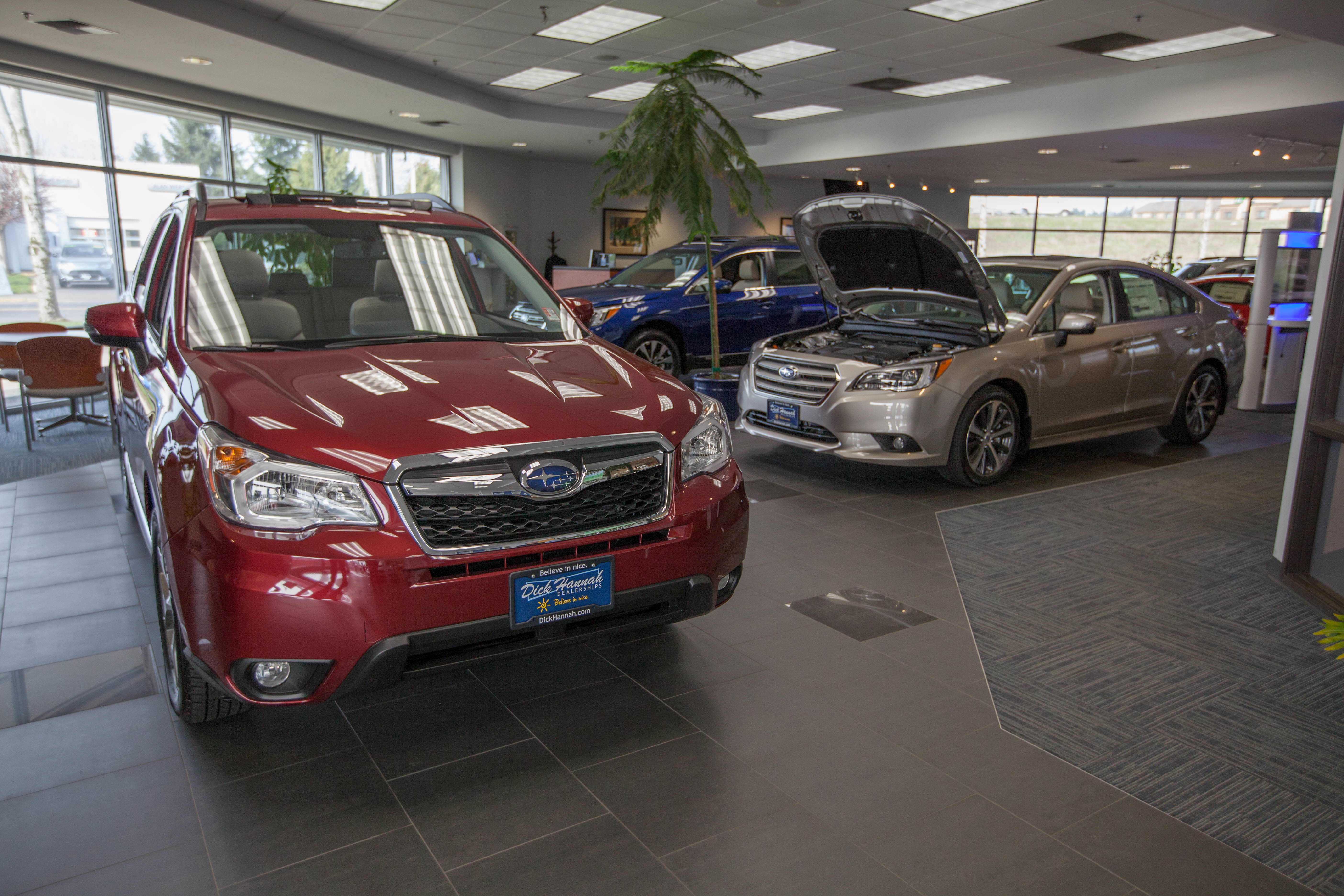 Dick Hannah Subaru - Car Dealerships | Auto Dealers ...