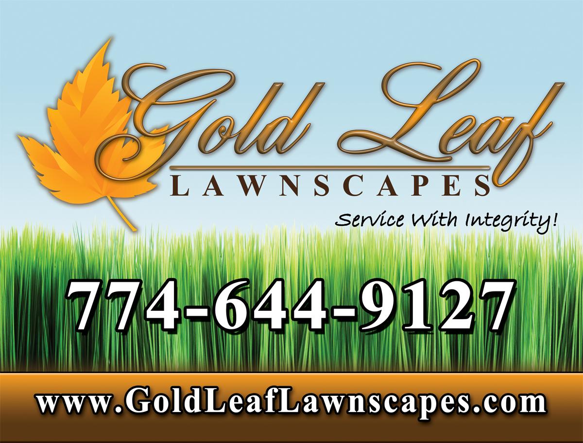 Gold Leaf Lawnscapes