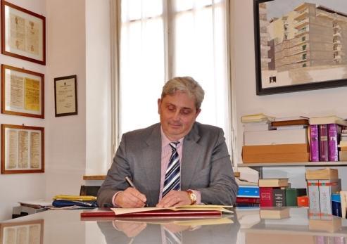 Rossi Mario Enrico Notaio