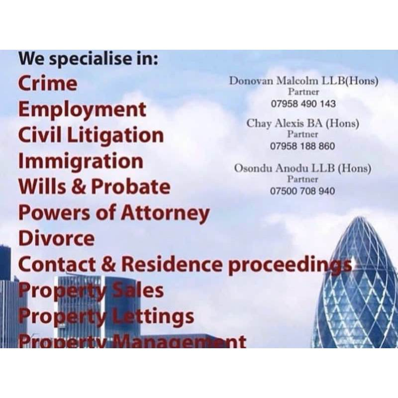 Malcolm & Co LLP