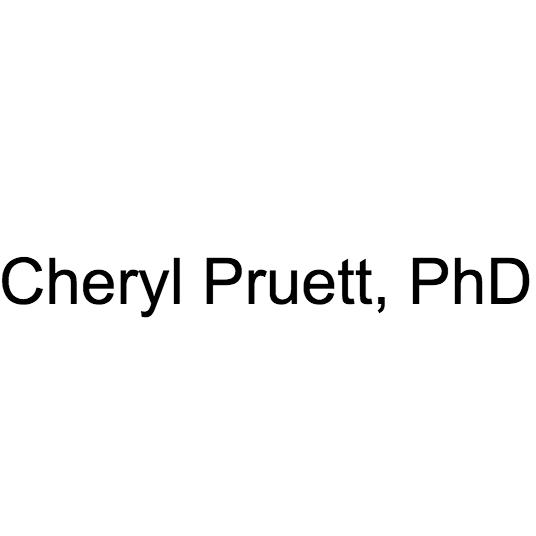Cheryl Pruett, Phd