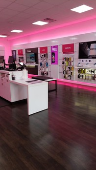 Interior photo of T-Mobile Store at Northwest Hwy & Route 22, Fox River Grove, IL