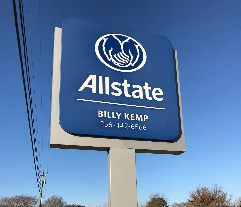 Allstate Insurance Quote: Billy Kemp: Allstate Insurance, Southside Alabama (AL