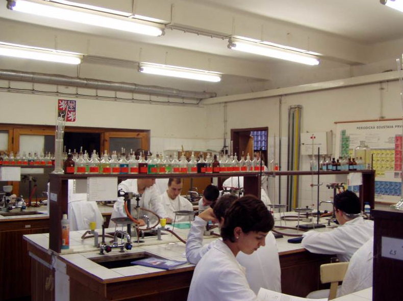 Střední průmyslová škola chemická Brno, Vranovská, příspěvková organizace
