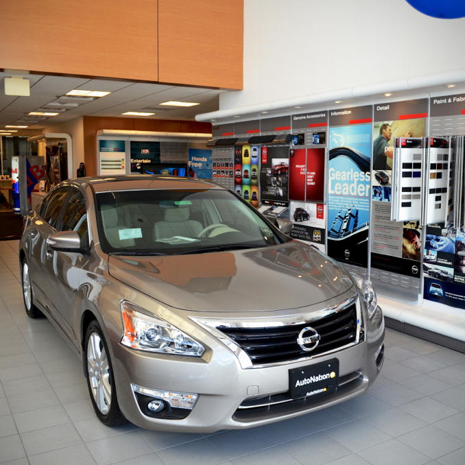 AutoNation Nissan Katy in Katy, TX - (281) 305-8...