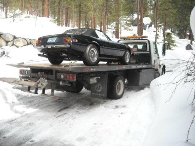Milne Towing Services - Sparks, NV - All Weather Flatbed Towing