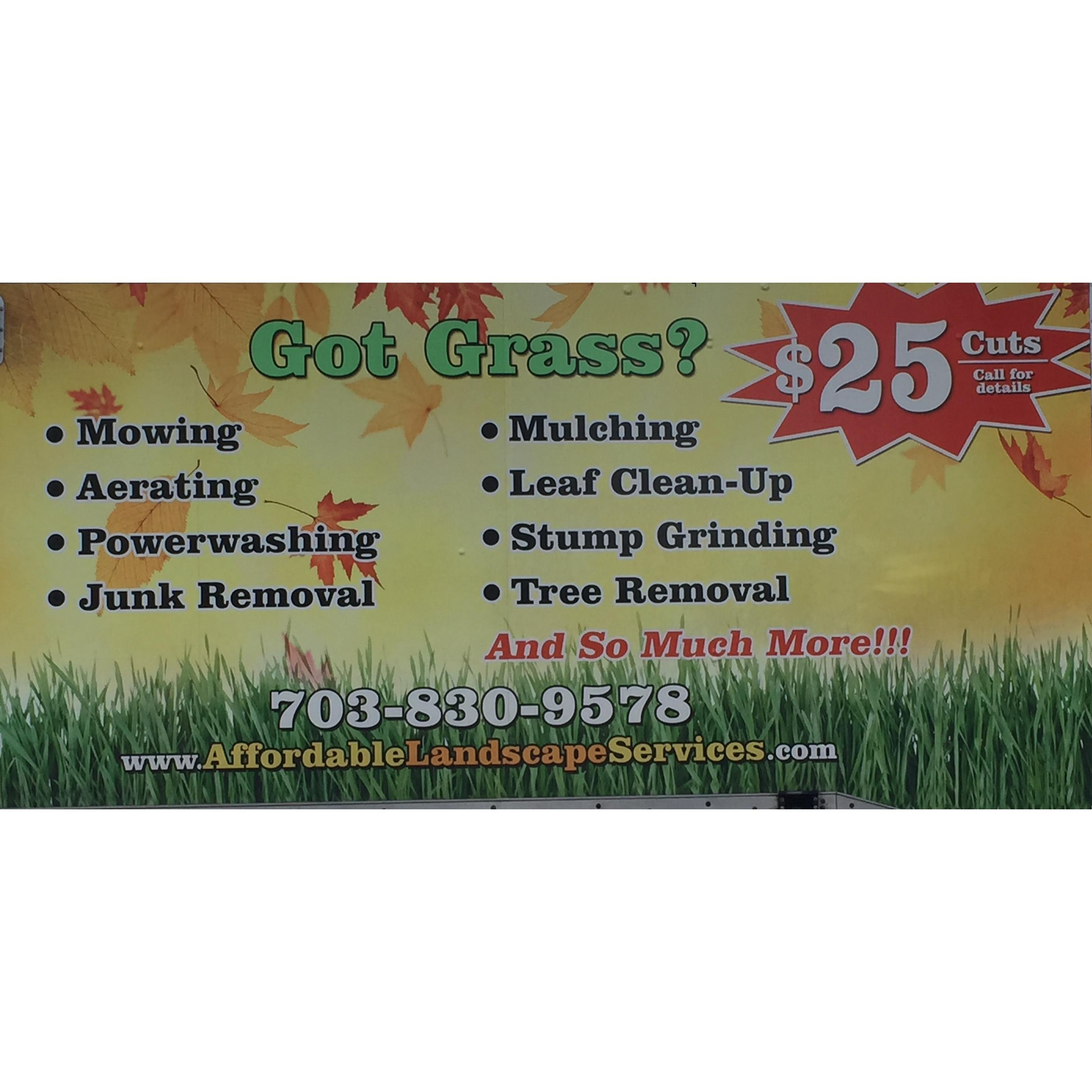Affordable landscape services in chantilly va landscape for Affordable garden services