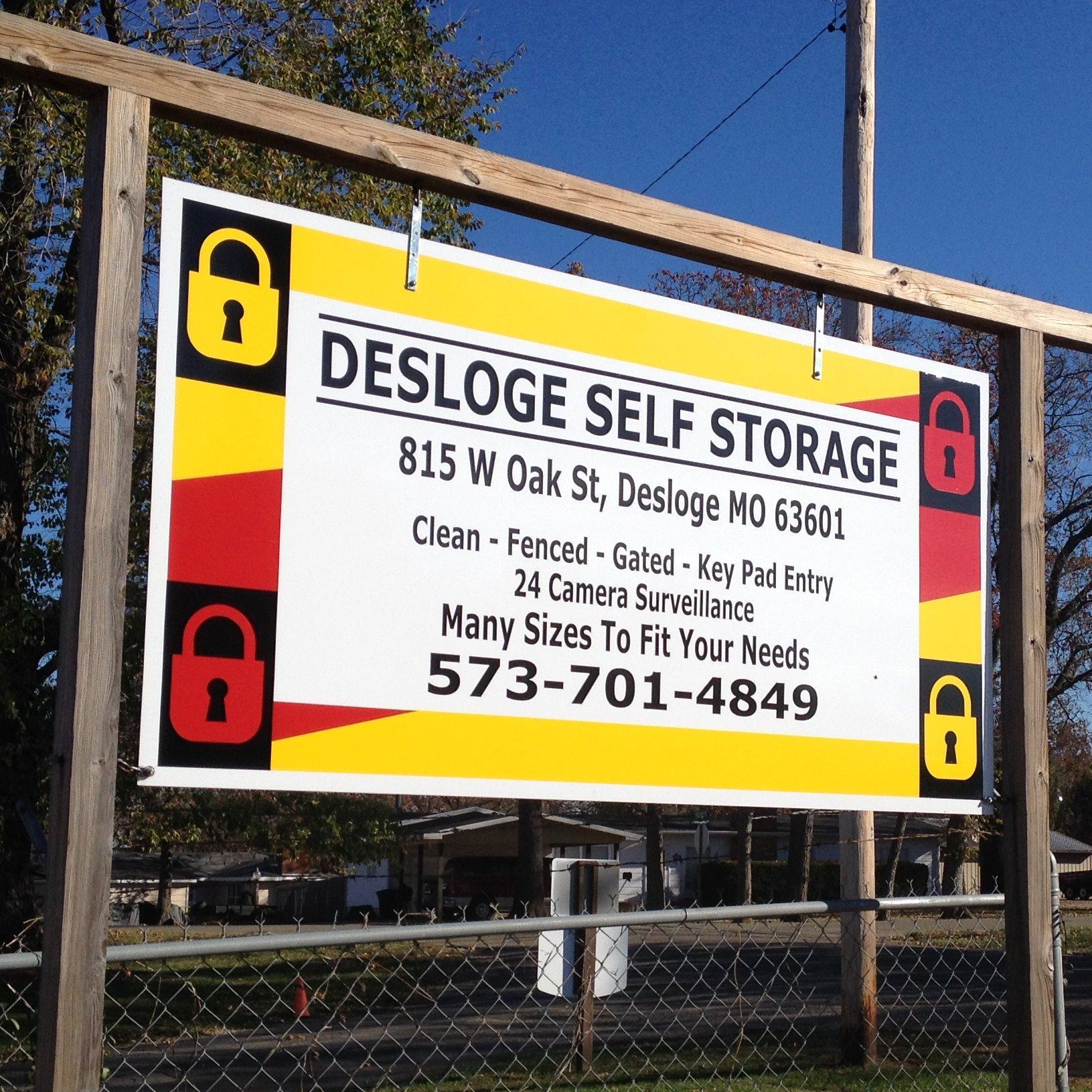 Desloge Self Storage