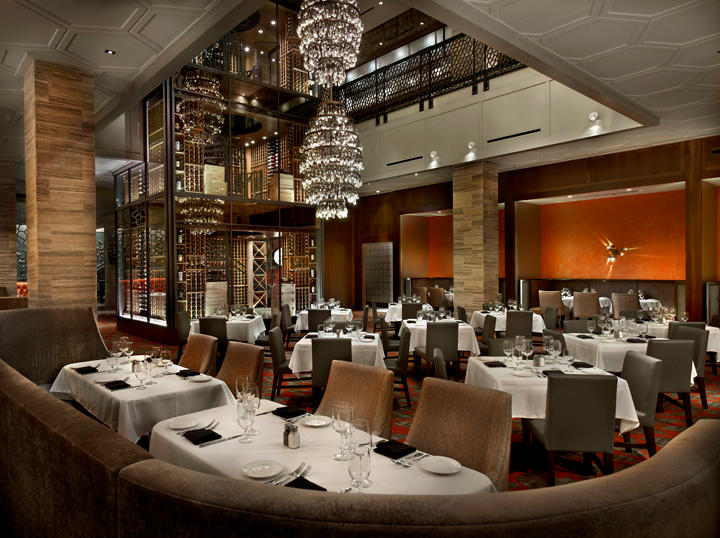 Del Frisco's Double Eagle Steak House Chicago Main Dining Room private dining room