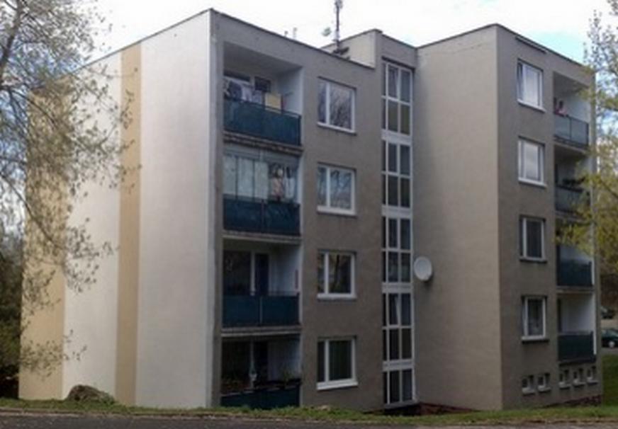 Jiřina Křížová - Správa nemovitostí Praha 8