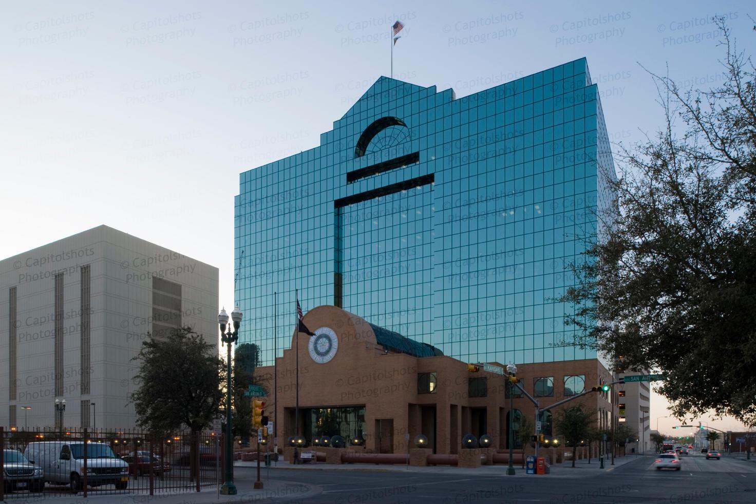 EL Paso County Court House
