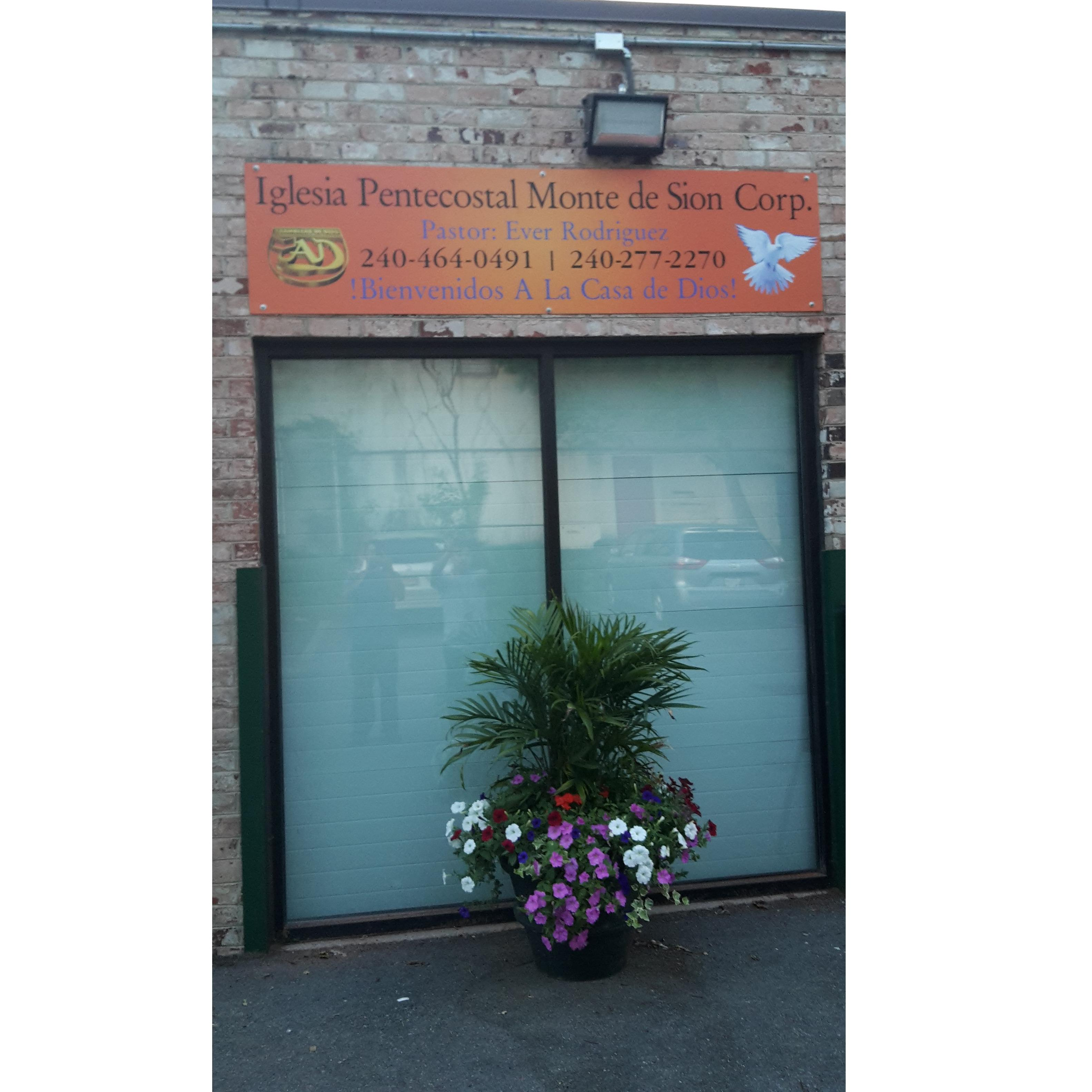 Iglesia Pentecostal Monte De Sion