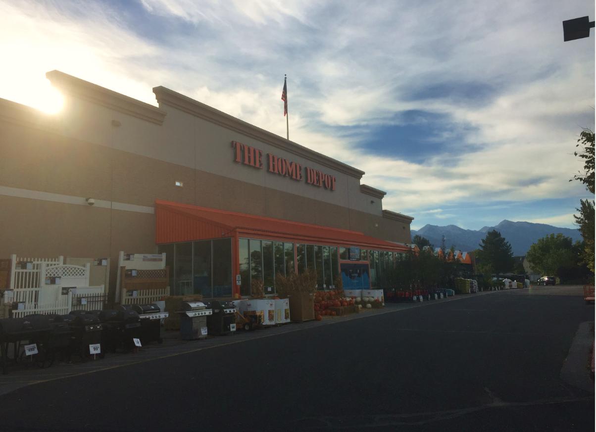 The Home Depot Salt Lake City Utah Ut Localdatabase Com