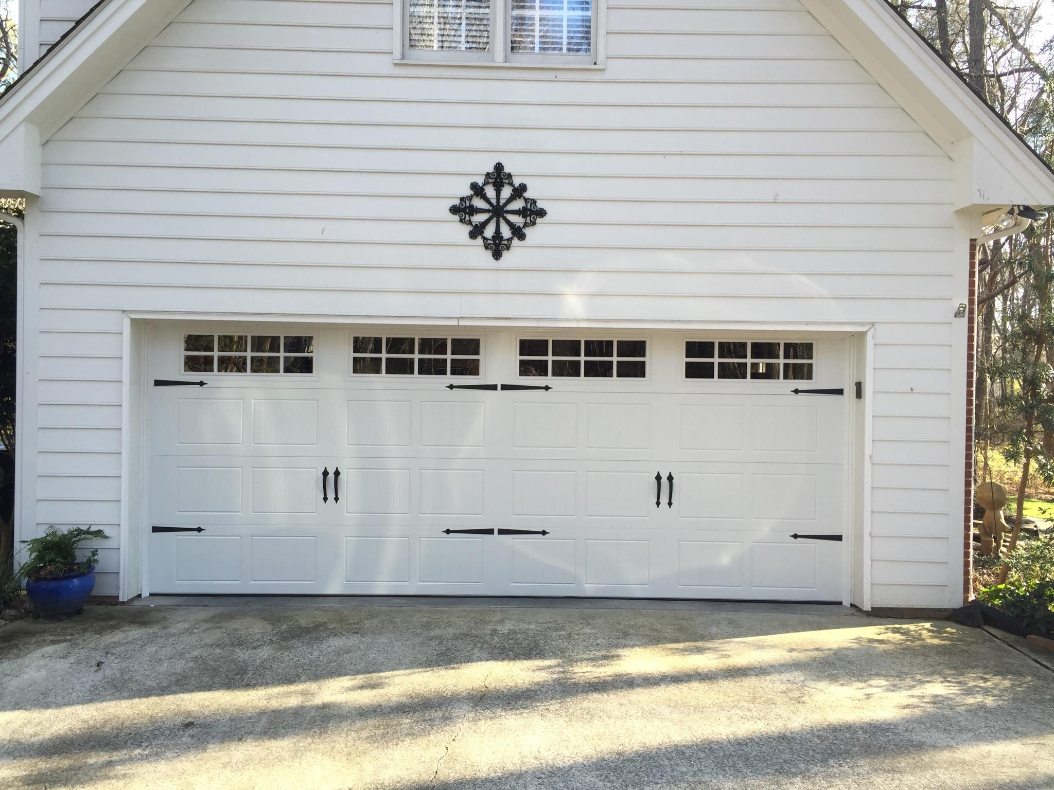 1536 #5E4C3C All American Overhead Garage Door Inc. In Wendell NC 27591  image Overhead Garage Doors Residential Reviews 37132048