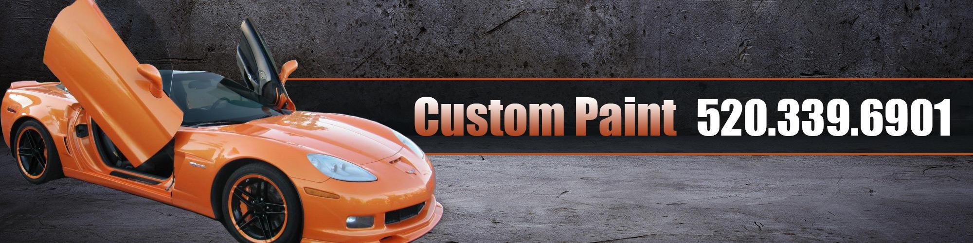 Custom Auto Painting Tucson Az