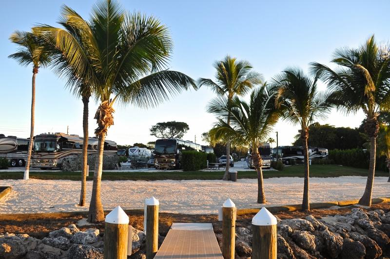 Point Of View Key Largo Rv Resort In Key Largo Fl 33037