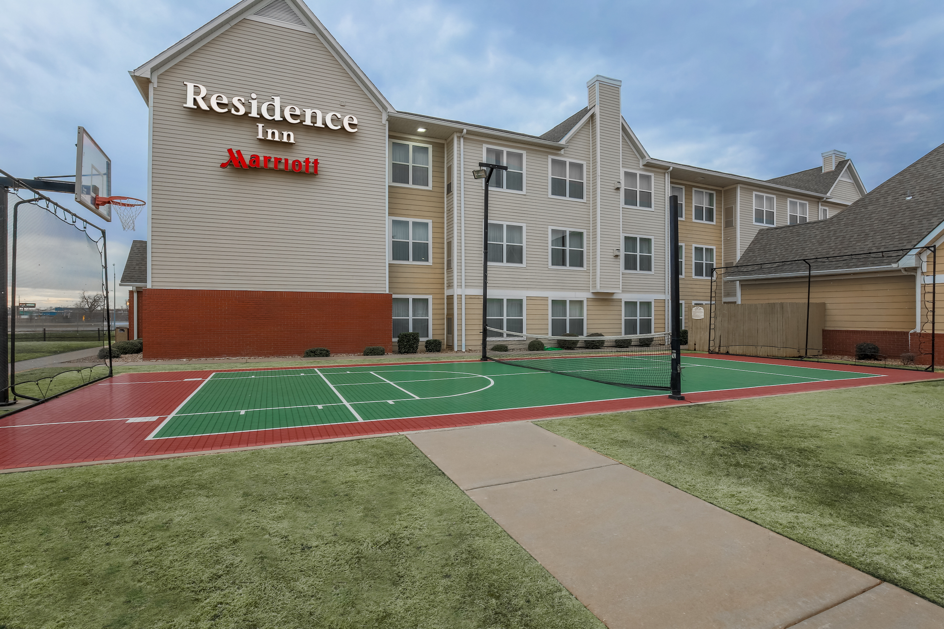 Residence Inn Oklahoma City South Crossroads Mall In