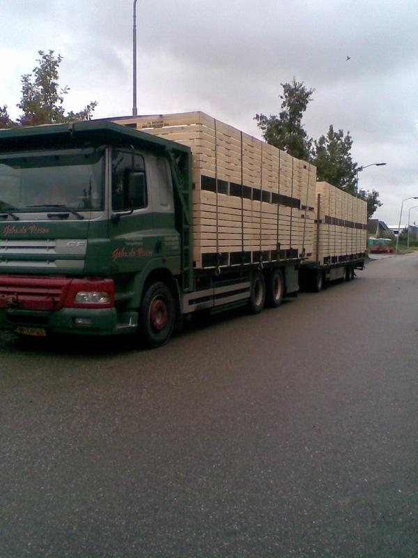 Fouragehandel & Transportbedrijf Gebr De Visser