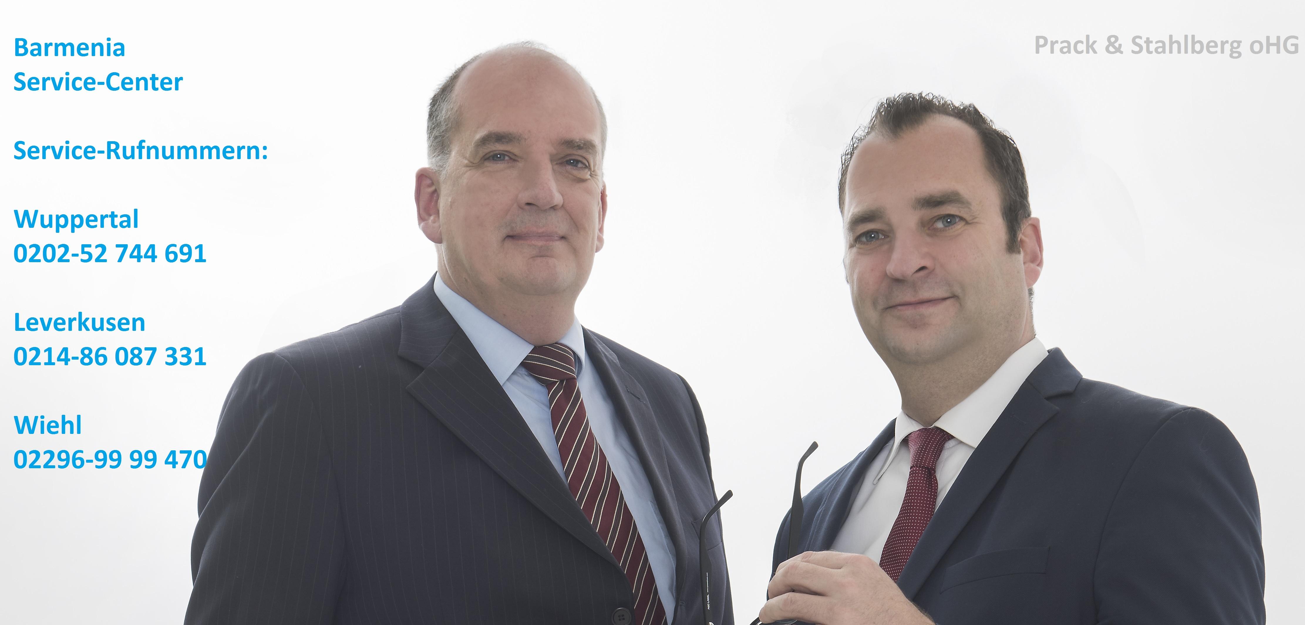 Barmenia Versicherung - Prack & Stahlberg oHG