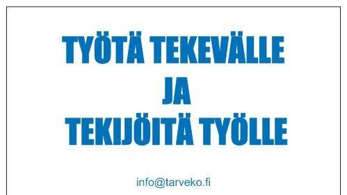 Tarveko Oy
