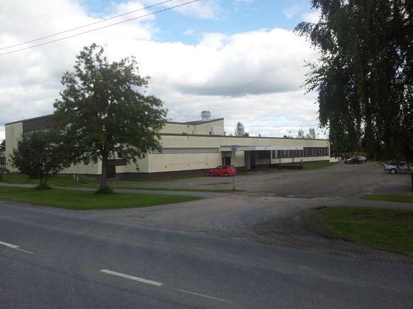 Kauhavan kaupunki Nahkalan koulu