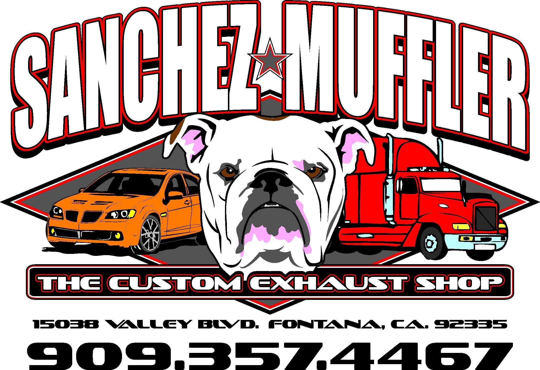 Sanchez Muffler & Welding