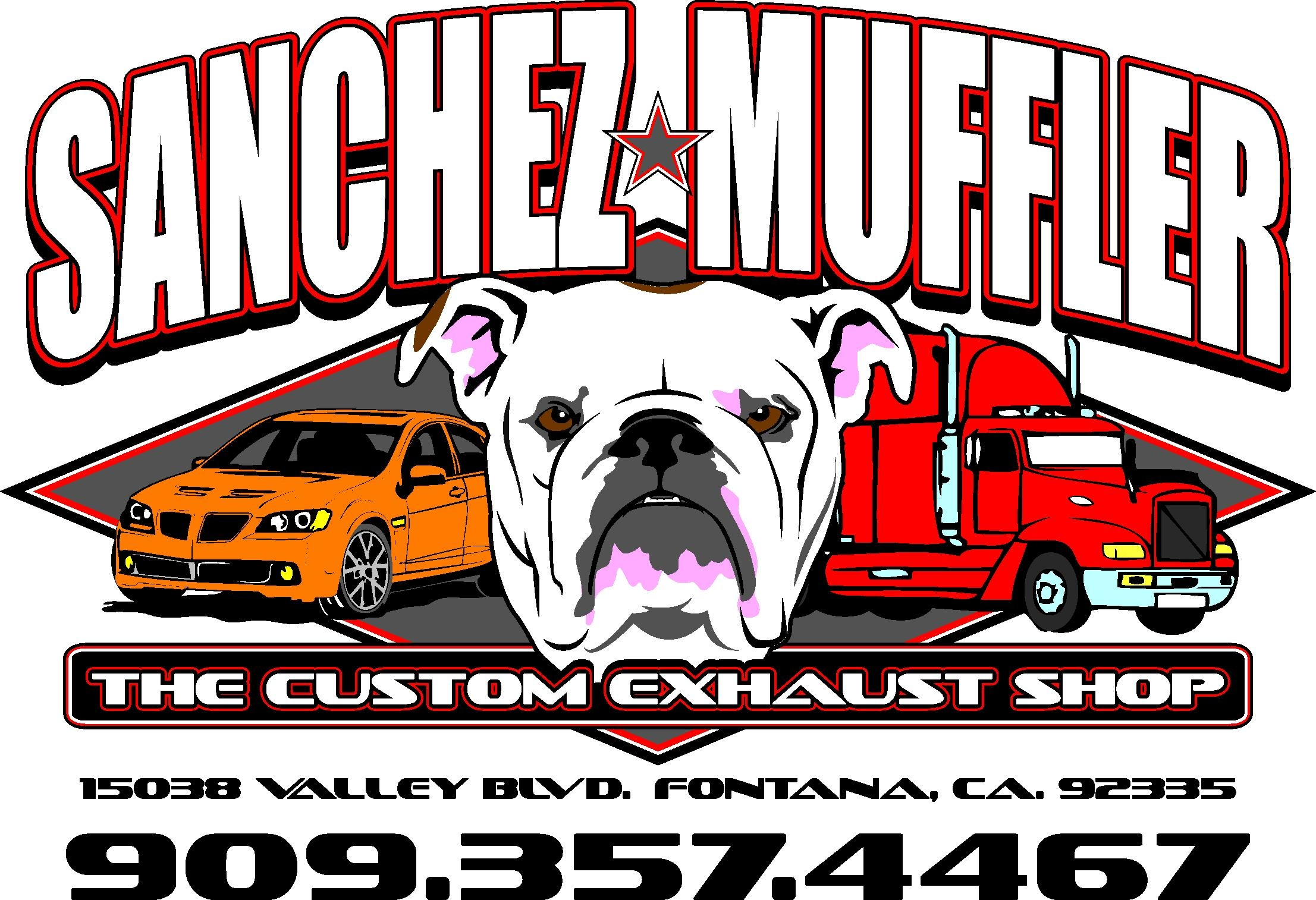 Sanchez Muffler Inc.