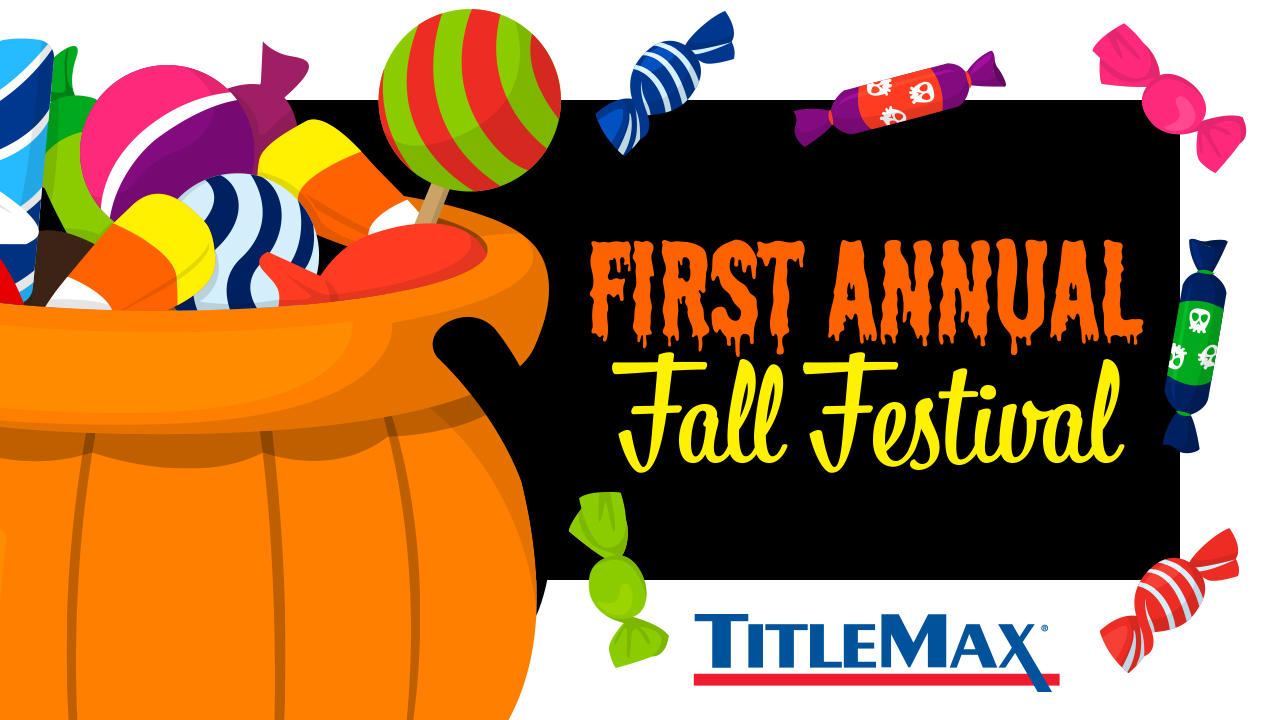 First Annual Fall Festival at TitleMax Baxley, GA