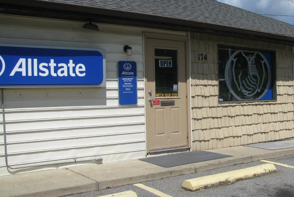 Allstate insurance agent joyce boyett coupons asheville for Motor club allstate phone number