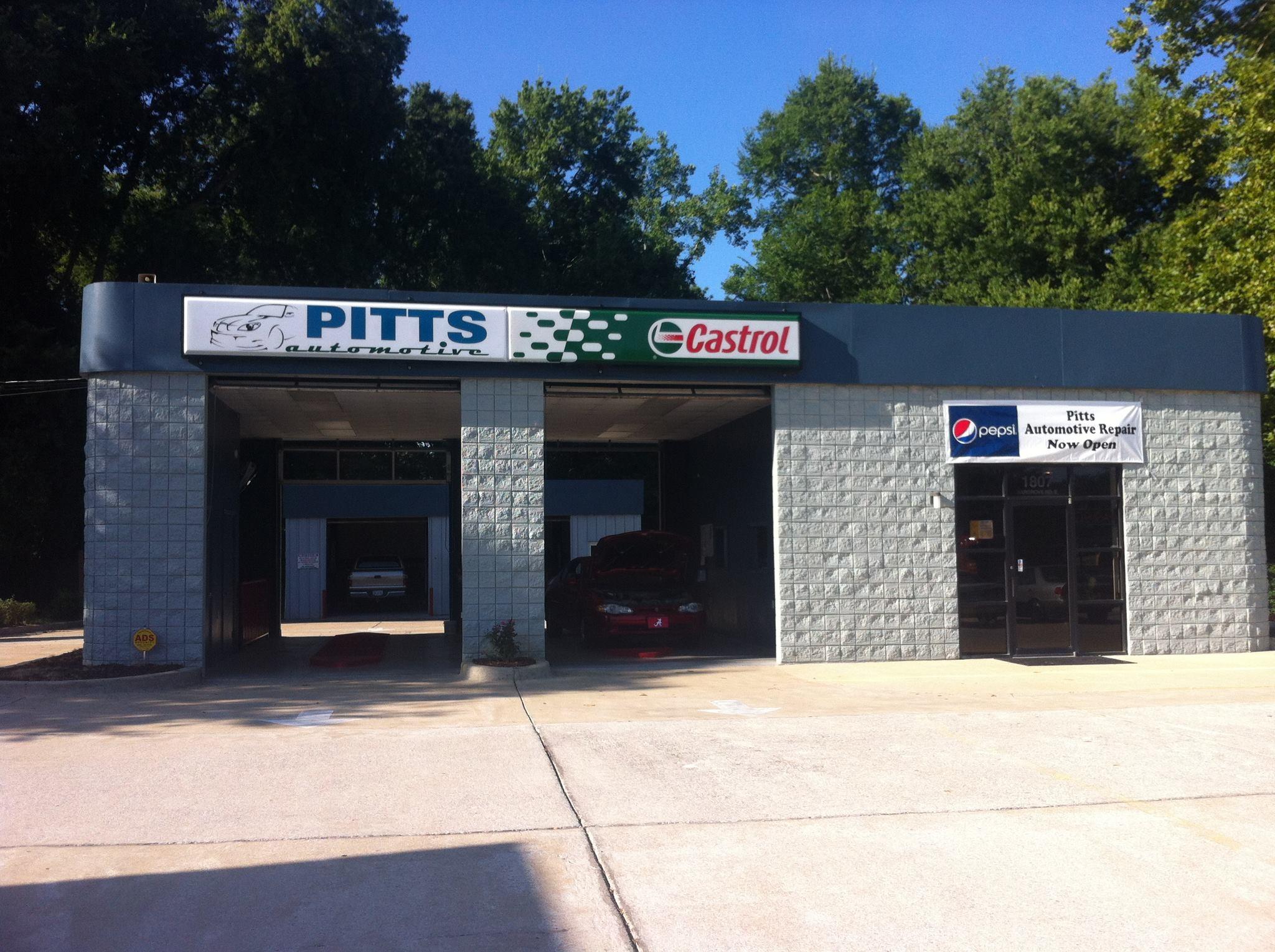 Pitts Automotive Inc Tuscaloosa Alabama Al