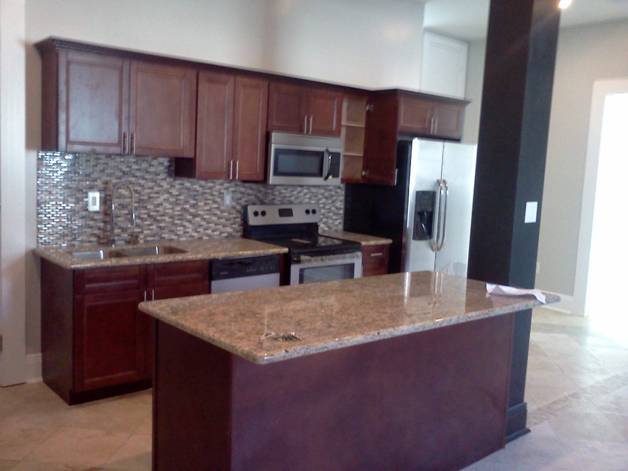 Kitchen style cabinets countertops in new orleans la for Kitchen design 70115