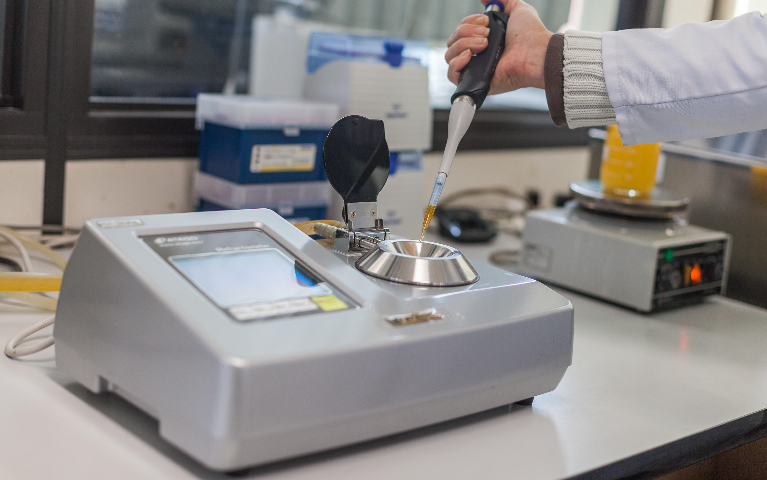 Chelab Dr. V. Ara GmbH & Co. KG | Institut für Lebensmitteluntersuchungen