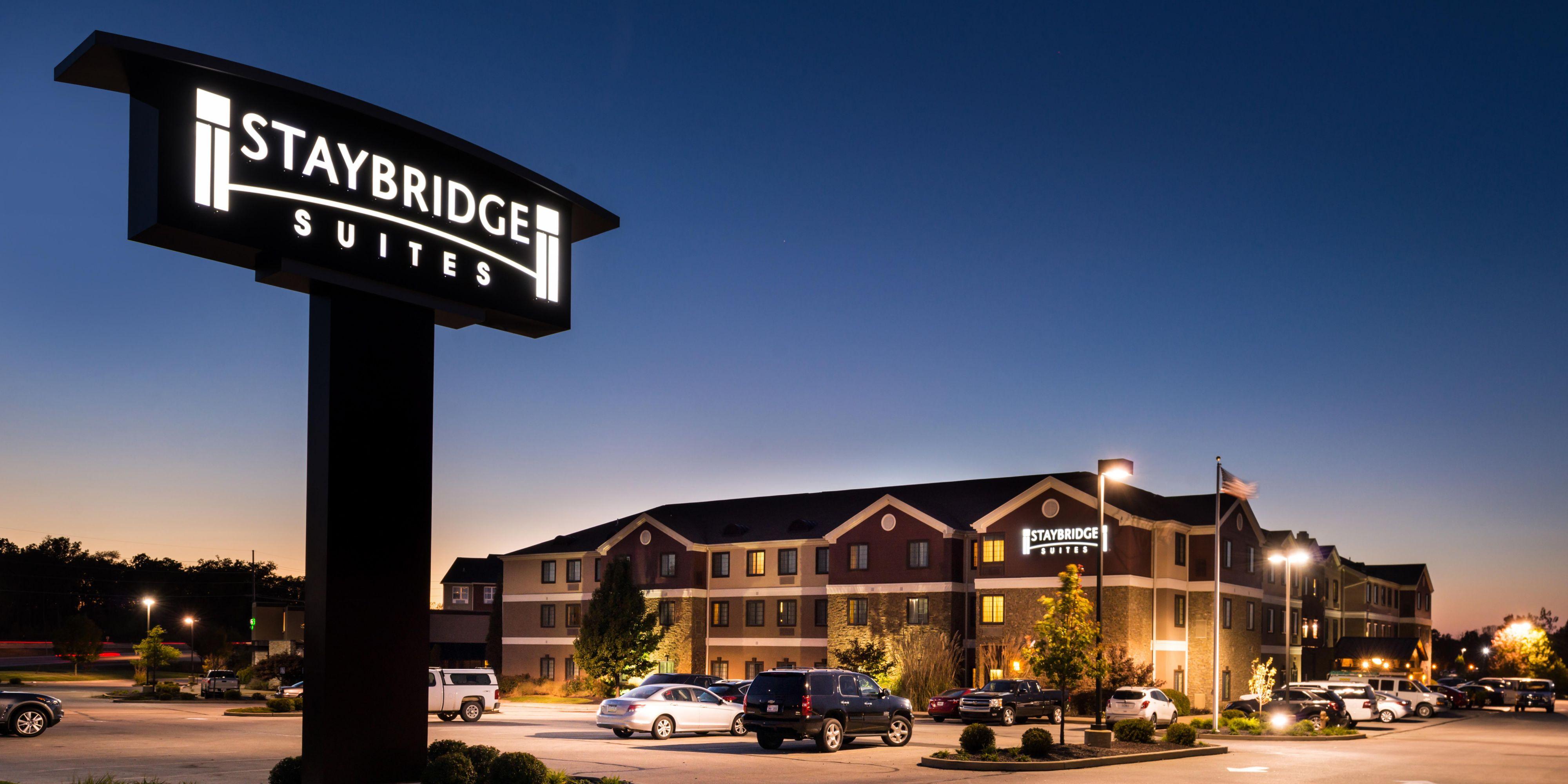 Staybridge Suites Ofallon Chesterfield O Fallon Missouri