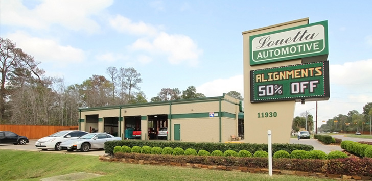 Louetta Automotive - Houston, TX -