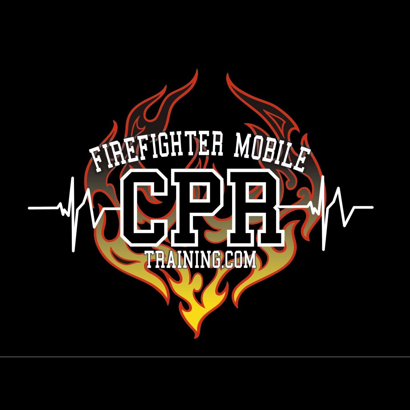 Firefighter Mobile CPR Training