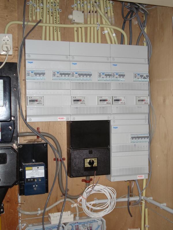 Elektrotechnisch Installatie Bedrijf Cees Boer