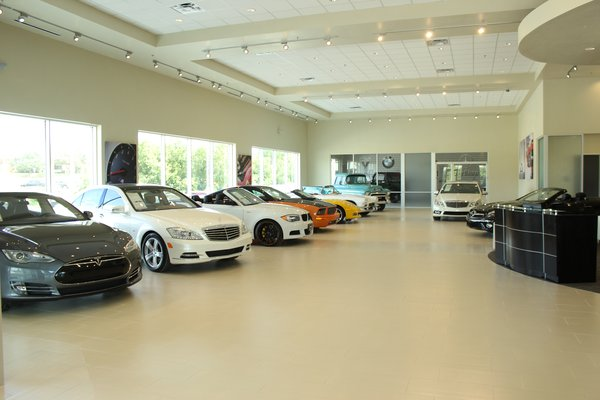 earth motorcars in carrollton tx 75006
