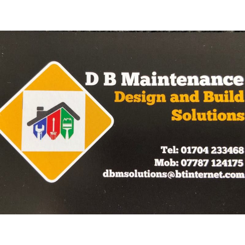 DBMsolutions - Southport, Merseyside PR9 9UD - 07787 124175 | ShowMeLocal.com