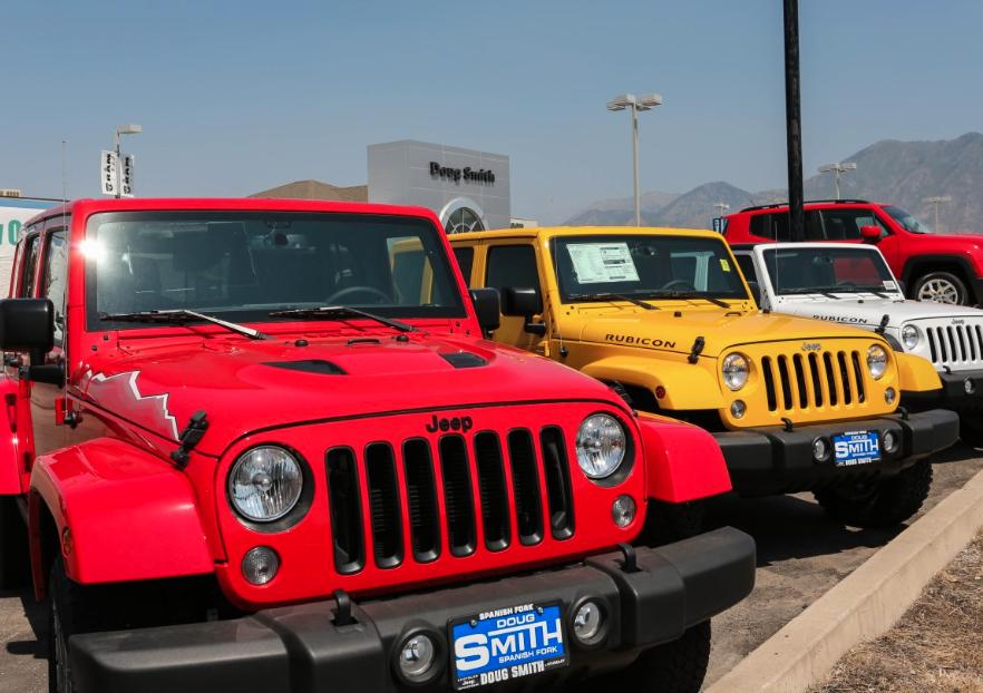 Doug smith chrysler dodge jeep ram spanish fork spanish for Southern motors springfield chrysler dodge jeep