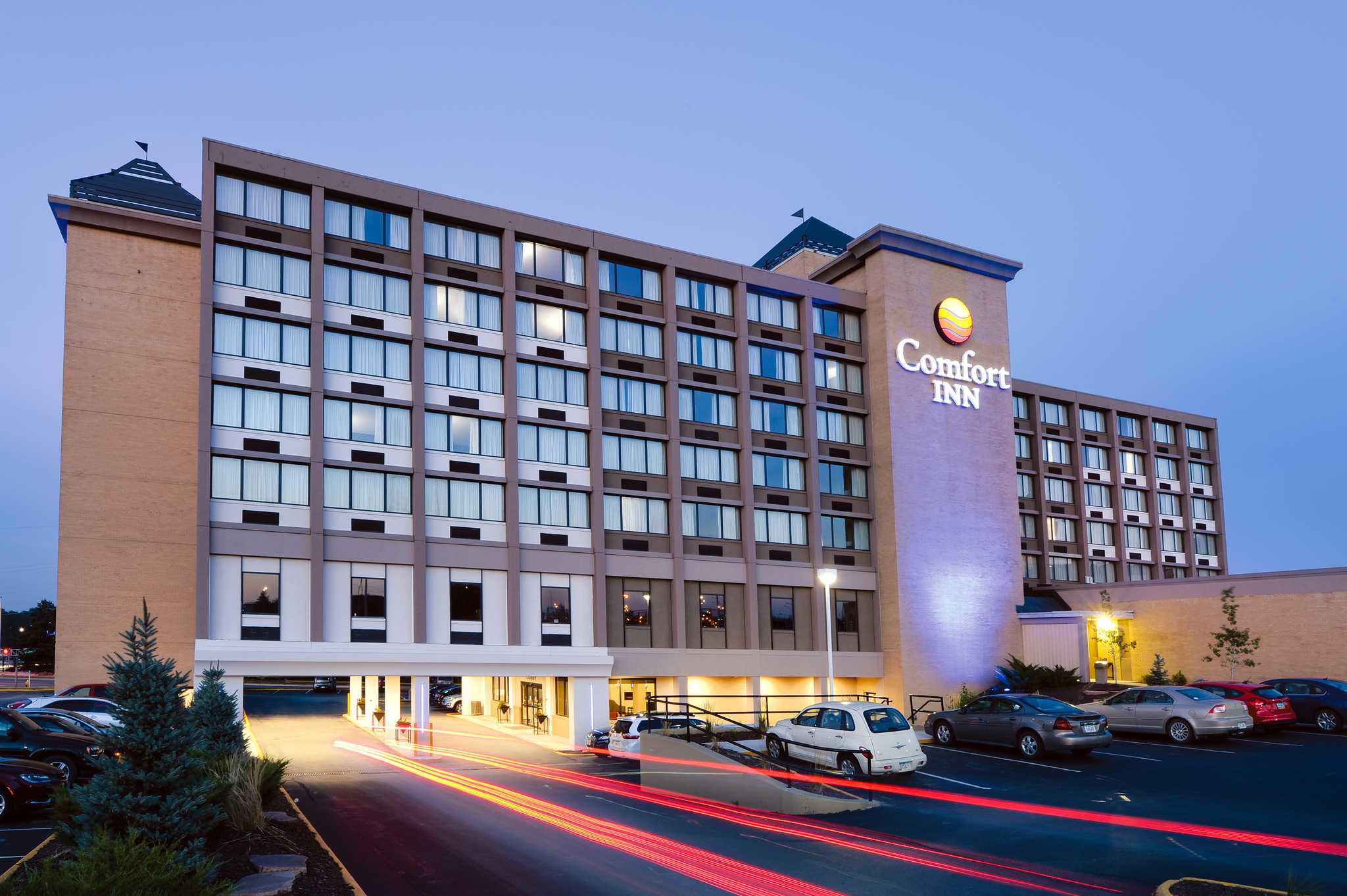 Hotel in IA Des Moines 50309 Comfort Inn & Suites Event Center 929 3rd Street  (515)282-5251