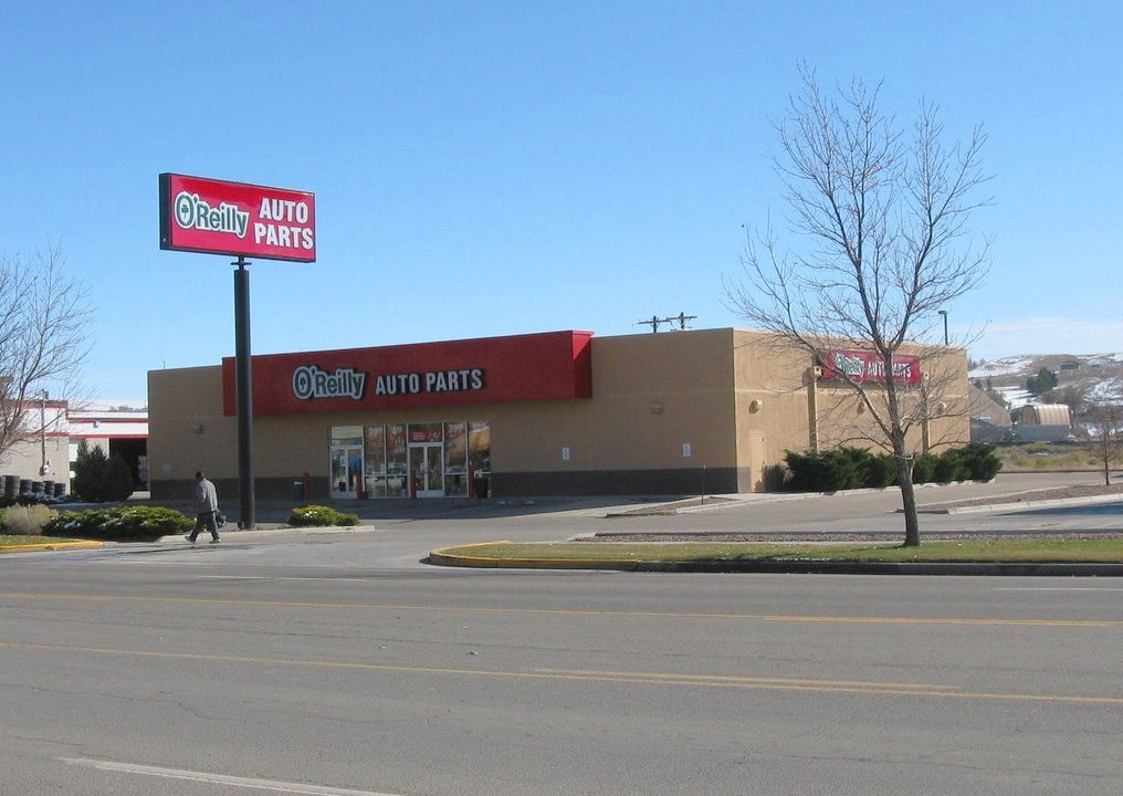 O'Reilly Auto Parts, Rock Springs Wyoming (WY ...