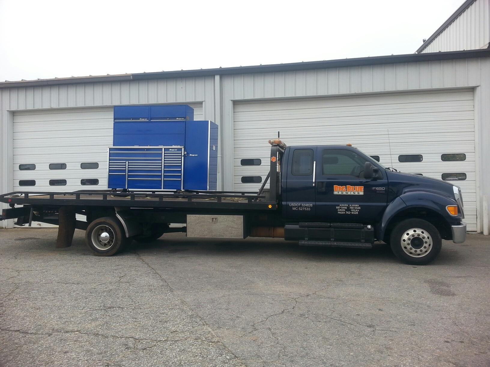 Big Blue Towing Auburn Alabama Al Localdatabase Com